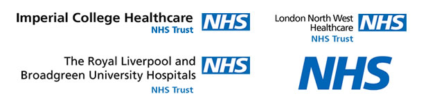 Medical VR Client Logos