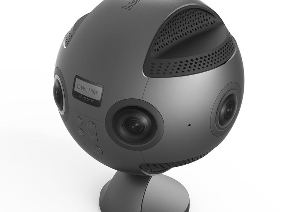 VR Camera Hire Professional