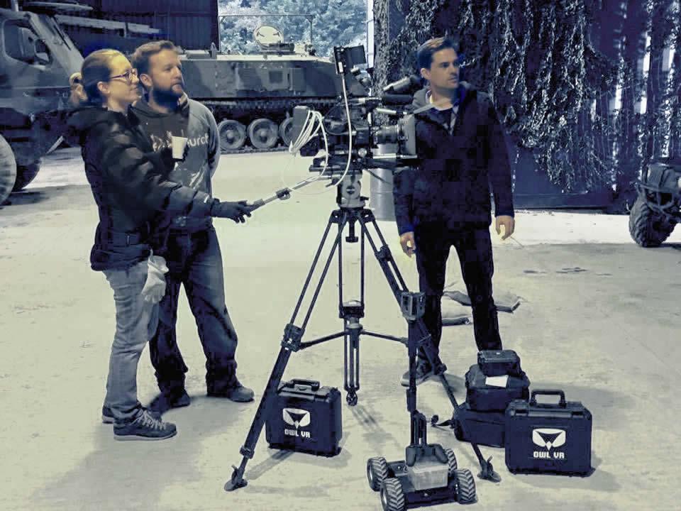 360 Video Camera Hire 1