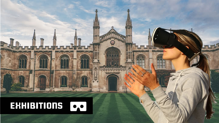 School and University Prospectus 360˚ VR Video 2